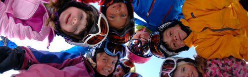 children ski free in park city